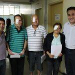 Pacientes de Pedro Leopoldo são operados de catarata
