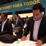 """Marião vai à Brasília e volta com """"Internet para Todos"""""""