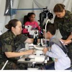 Parceria entre Prefeitura e Força Aérea vai oferecer dois mil atendimentos médicos e odontológicos em PL