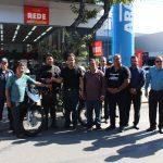Prefeito Marião entrega novos veículos à Guarda Civil Municipal e à TransPL
