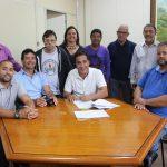 Prefeitura reafirma compromisso com a APAE