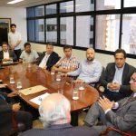 Sem repasses do Estado, prefeitos se reúnem no Tribunal de Contas