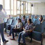 Servidores da Saúde passam por capacitação para aperfeiçoamento do atendimento às pessoas com deficiência