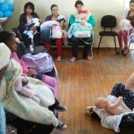 Agosto Dourado: Escola da Gestante incentiva aleitamento materno