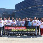 Centenas de Prefeitos manifestam e Pedro Leopoldo entra na Justiça para receber repasses retidos