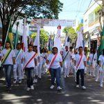 Cerca de 1800 pessoas devem participar do desfile cívico de 7 de setembro