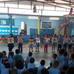 Trans PL e Guarda Municipal estimulam consciência no trânsito em palestras nas escolas do município