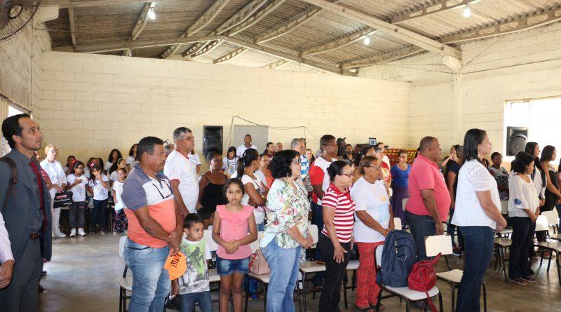 Prefeitura e Defensoria Pública de PL oferecem serviços e atividades a famílias no CRAS Norte