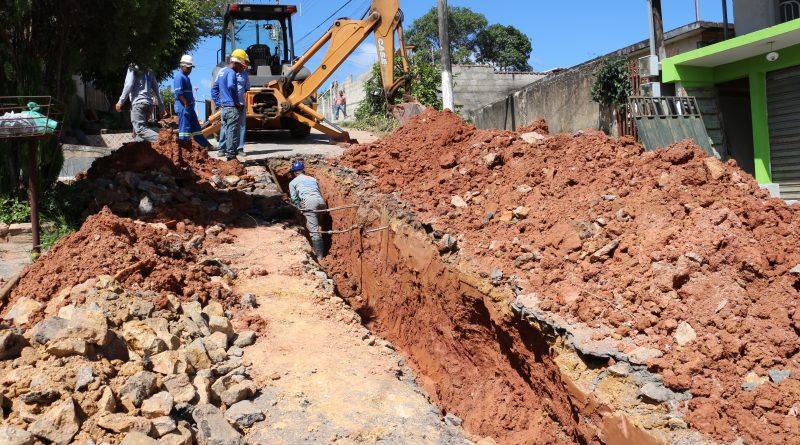 Relatório da prefeitura aponta mais de cem pontos de afundamento asfáltico ocasionados por obras da Copasa