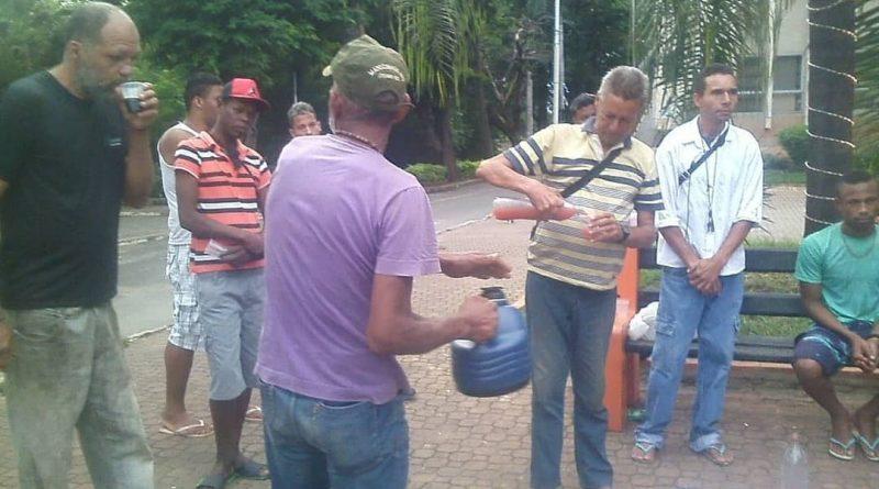 Município debate em audiência situação de moradores de rua