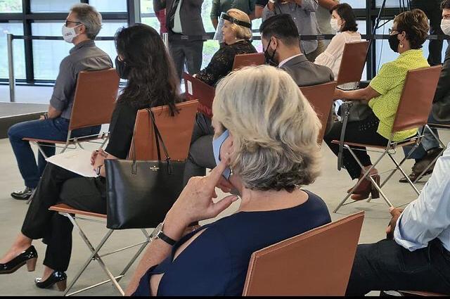 Eloísa participa da posse dos novos diretores da Granbel