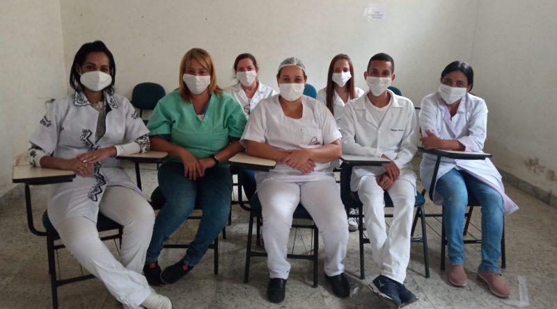 Prefeitura promove capacitação para os servidores da saúde
