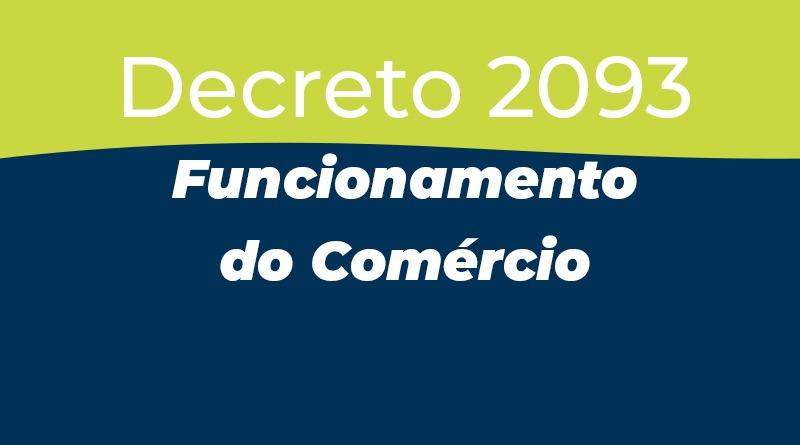 Decreto N° 2.093